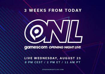 La Gamescom arranca el 25 de agosto con Geoff Keighley y una gala de 2 horas de duración