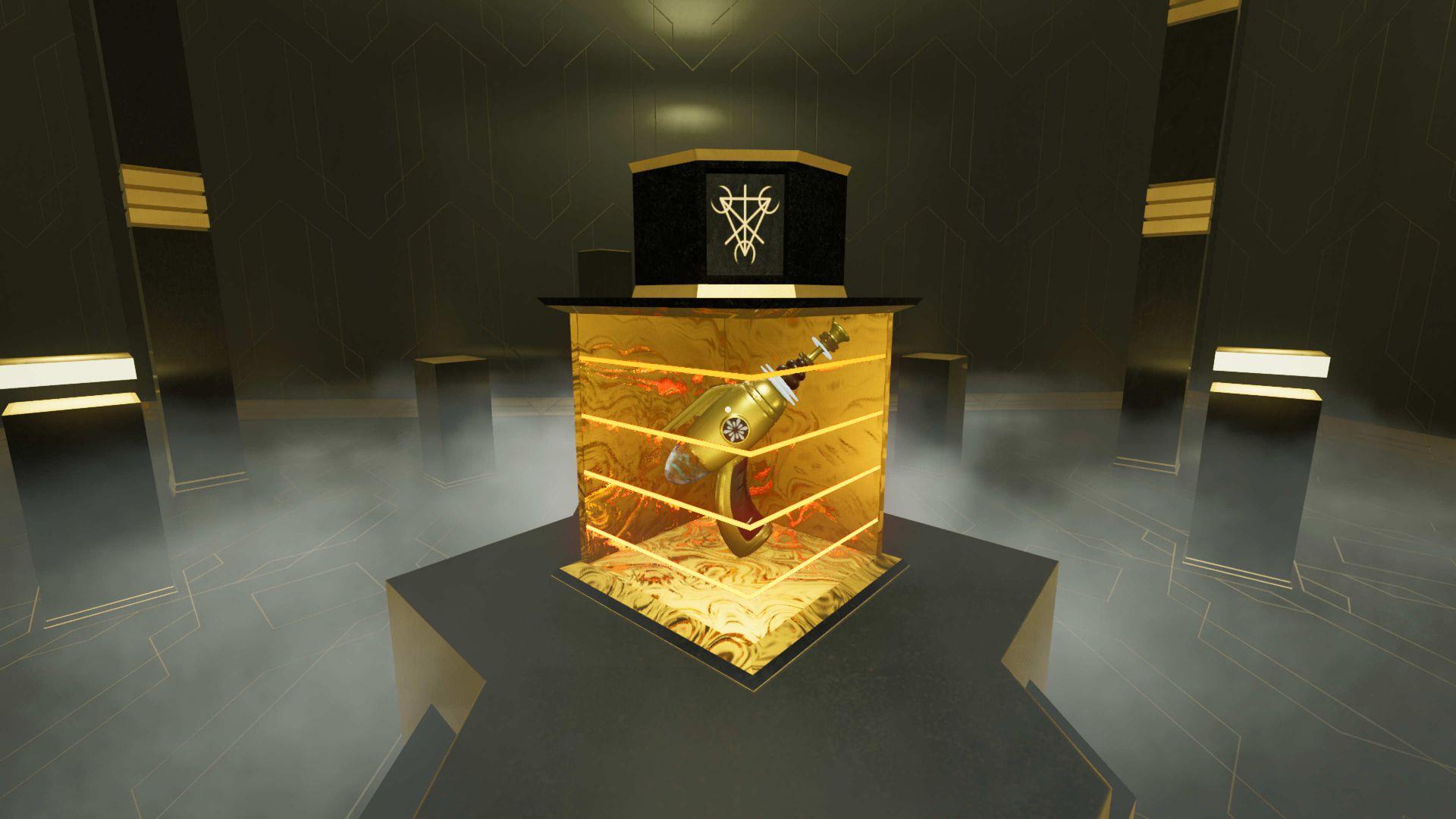 faraday protocol - generacion xbox