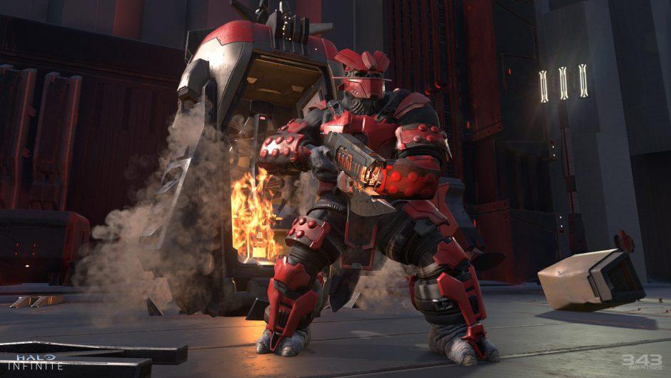 La personalización de armaduras en Halo Infinite podría ser mucho más atrevida de lo que pensamos