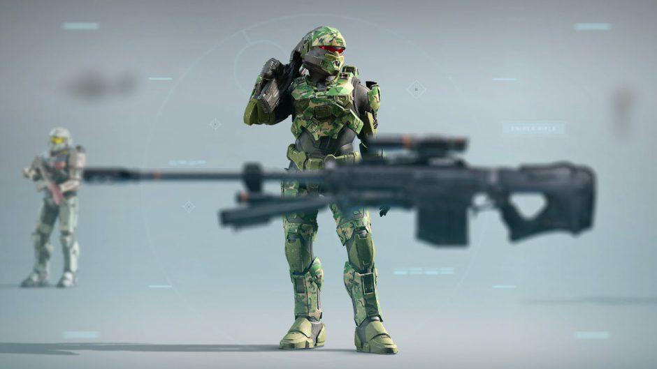 Halo Infinite: Todavía puedes registrarte para la nueva prueba multijugador