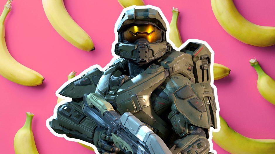 343 Industries bromea con la polémica de la fruta en Halo Infinite