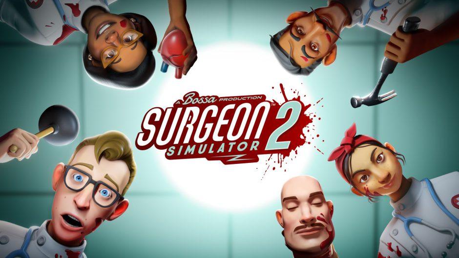 Surgeon Simulator 2 llegará a Xbox Game Pass el día de su lanzamiento