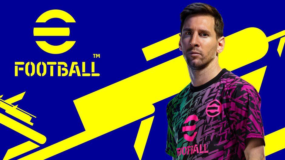 eFootball revela sus requisitos mínimos y recomendados para PC