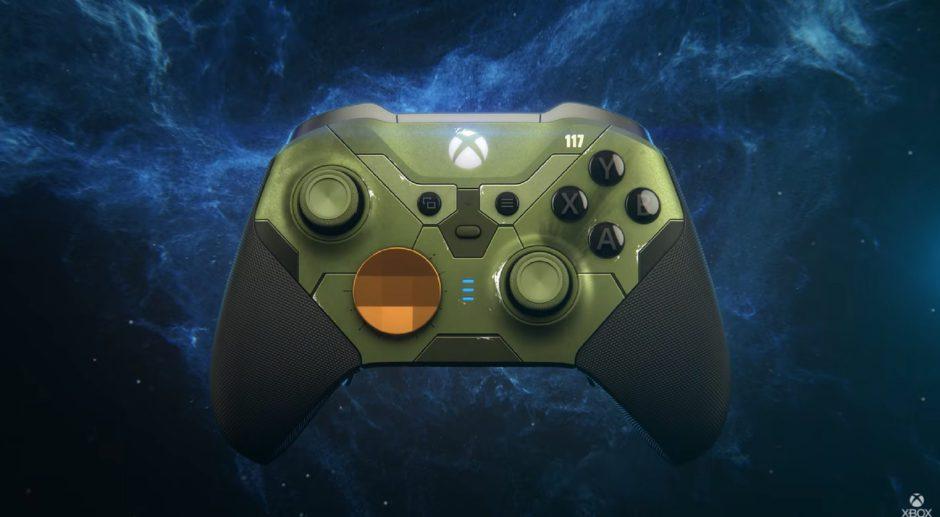 El mando inalámbrico Xbox Elite Series 2 de Halo Infinite se agota en pocas horas