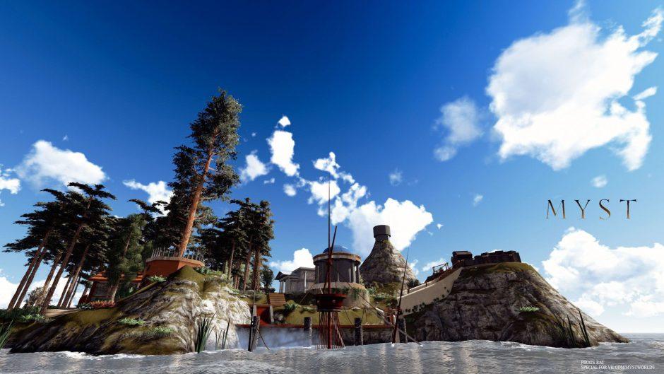 Myst usará AMD Fidelity FX Super Resolution en Xbox Series
