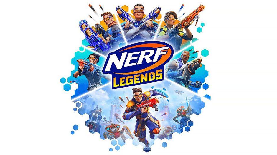 Nerf: Legends llegará a todas las plataformas en octubre de este mismo año