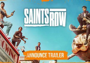 Anunciado el reboot oficial de Saints Row