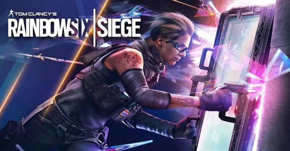 Rainbow Six Siege añade a la primera operadora transgénero