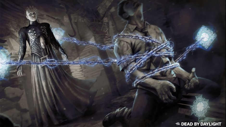 Pinhead de Hellraiser llega en septiembre a Dead by Daylight