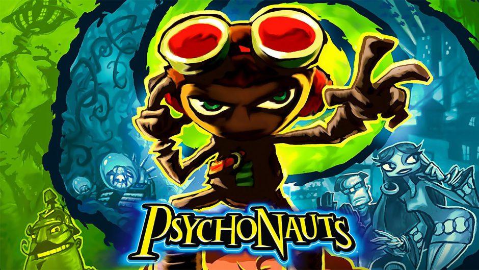 Llévate el primer Psychonauts por menos de 1 euro
