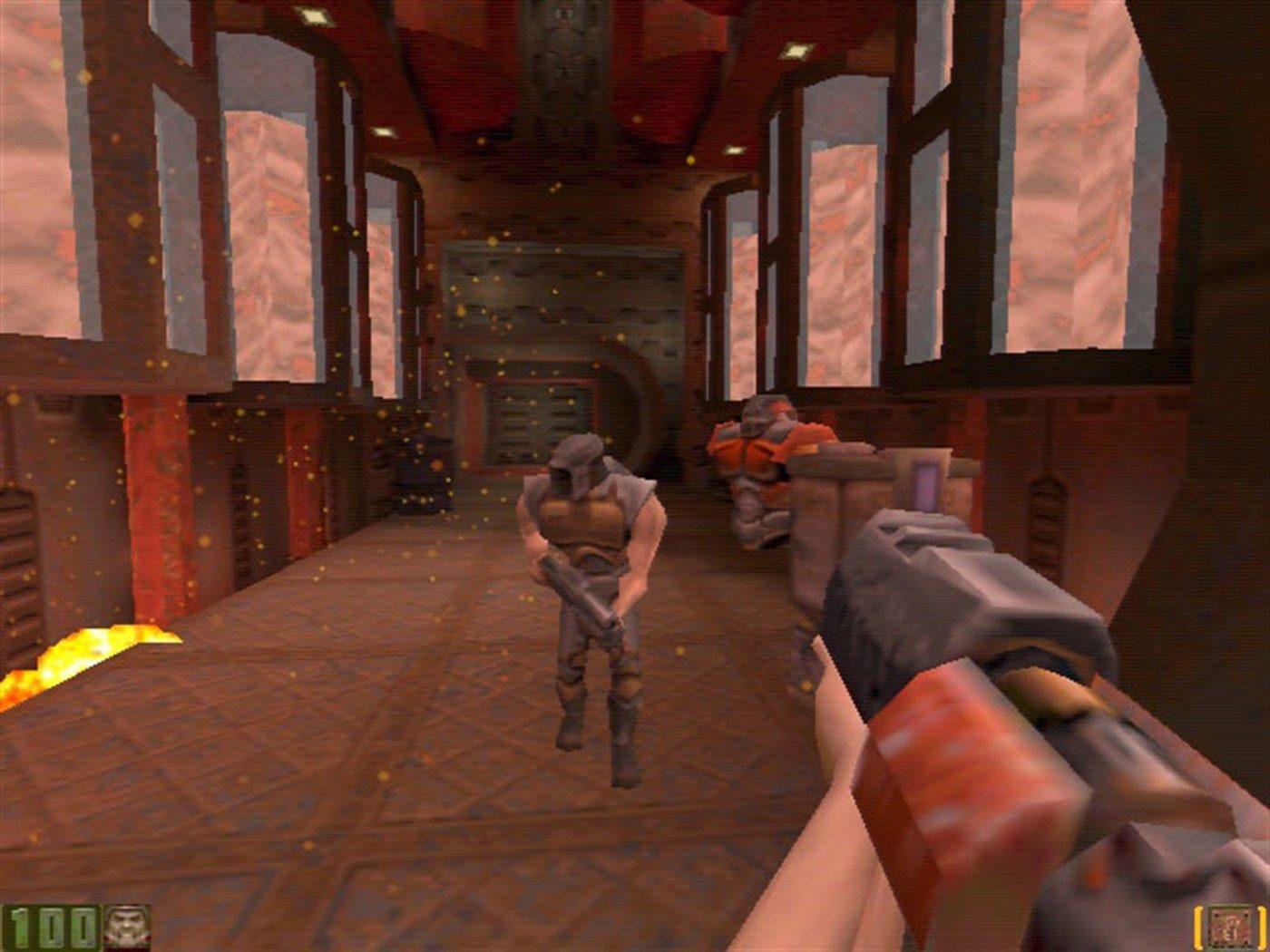 Xbox Game Studios pone a disposición de los suscriptores de Xbox Game Pass en PC, la versión original de Quake II.Xbox Game Studios pone a disposición de los suscriptores de Xbox Game Pass en PC, la versión original de Quake II.