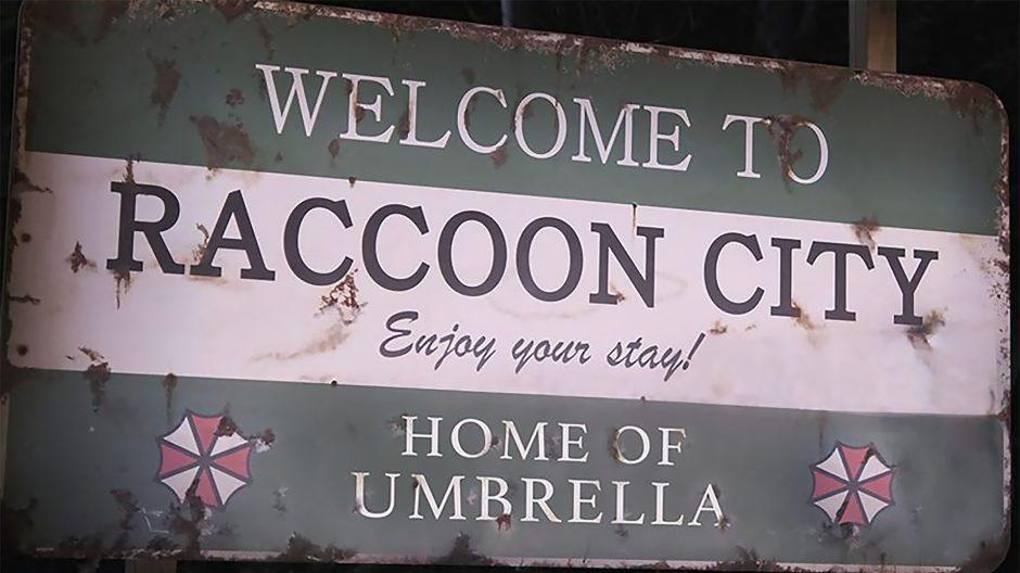 Así lucen Leon y Claire en Resident Evil: Welcome to Raccoon City