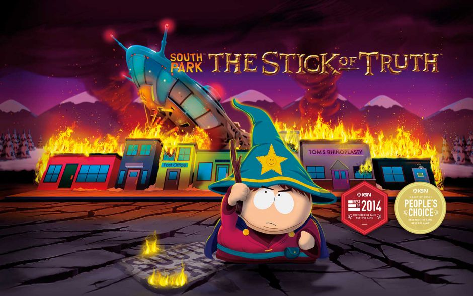Se está preparando un nuevo juego 3D de South Park