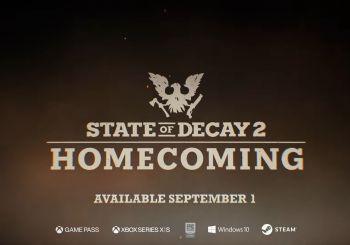 La expansión Homecoming para State of Decay 2 ya está disponible