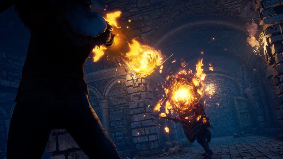 El prometedor RPG Stormrite llegará a Xbox, y pinta de escándalo
