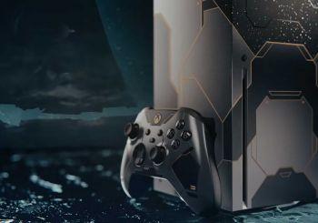 Presentados el mando y la consola oficial de Halo Infinite