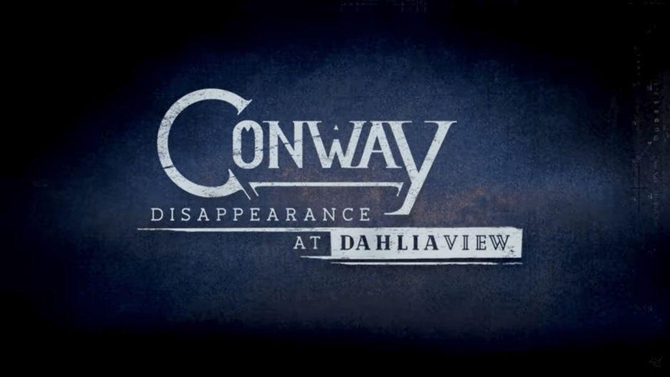 Conway: Disappearance at Dahlia View llegará a Xbox el próximo 2 de noviembre