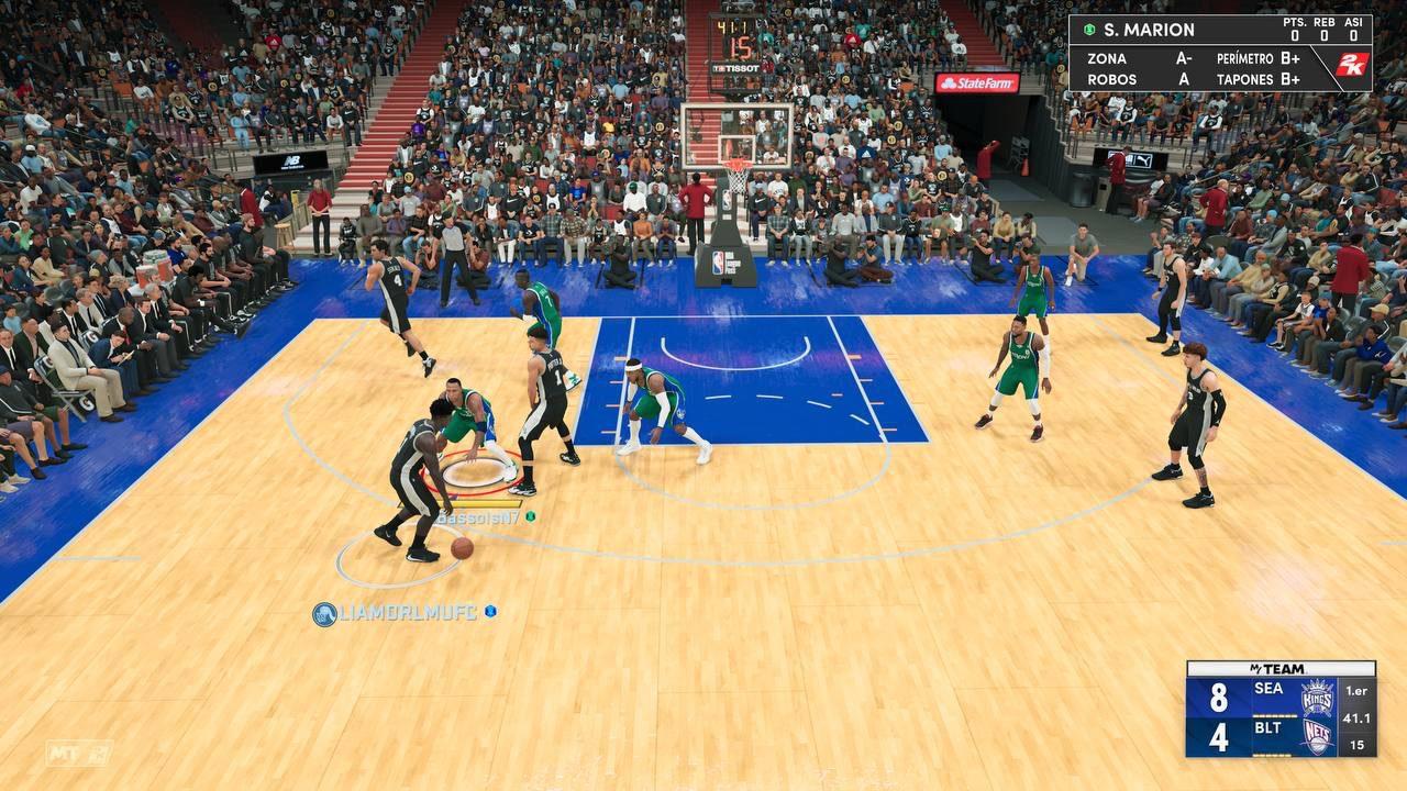 Análisis NBA 2K22