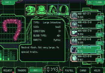 Space Warlord Organ Trading Simulator llegará de lanzamiento a Xbox Game Pass