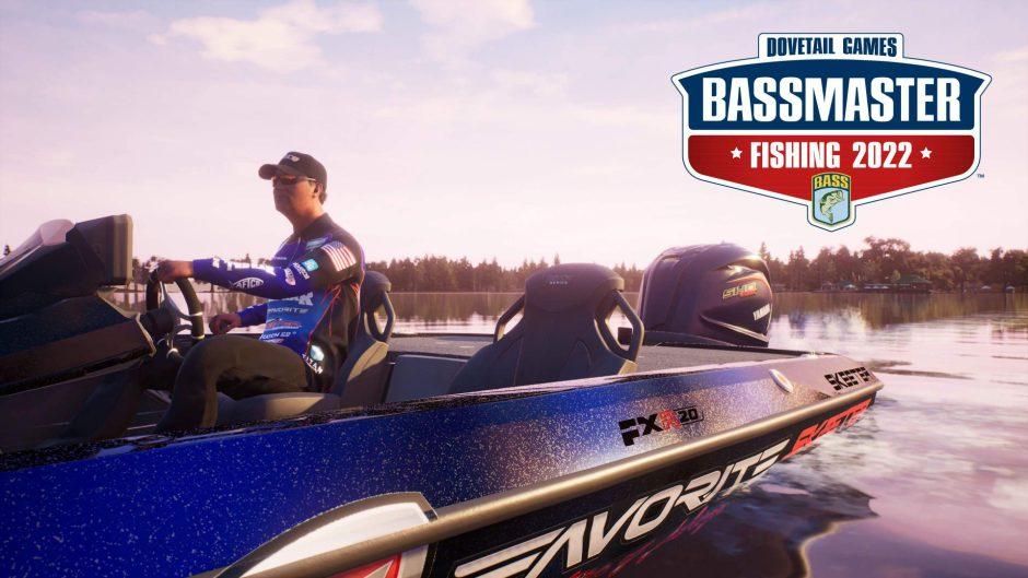 Bassmaster Fishing 2022 llega de lanzamiento en Xbox Game Pass