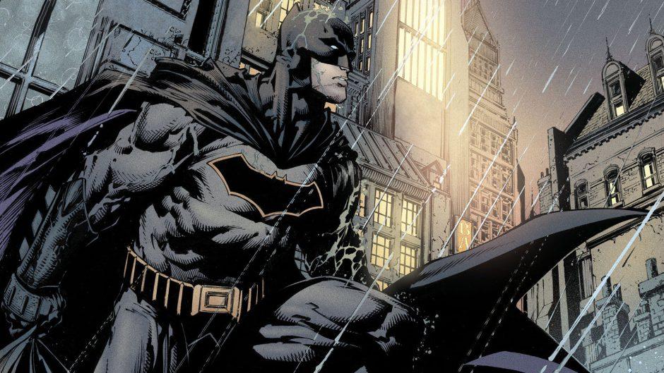 Se publican algunos de los bocetos de Batman Zero en Fortnite