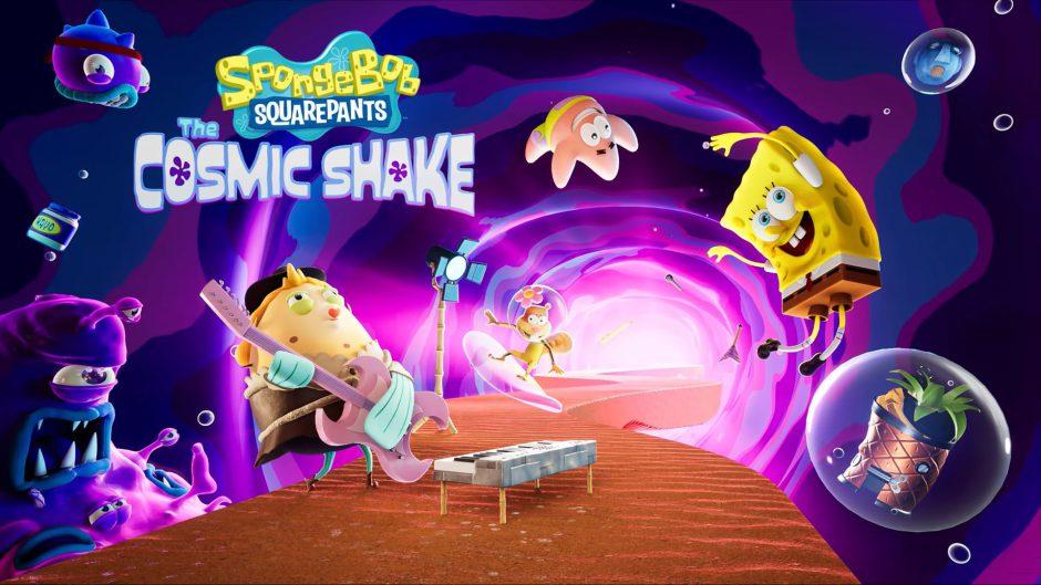 THQ Nordic anuncia un nuevo juego de Bob Esponja para Xbox One y Xbox Series