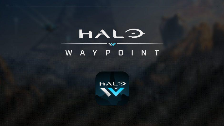 Ya disponible la app para móviles de Halo Waypoint