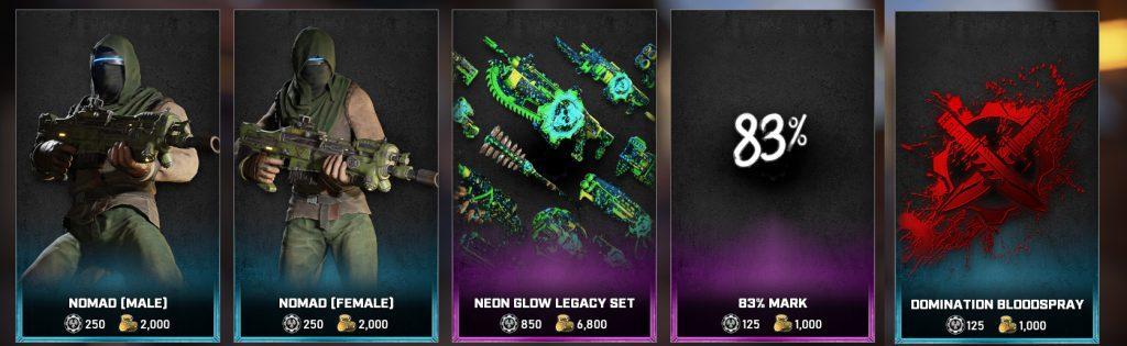 Novedades con la actualización semanal para Gears 5 que llega hoy - The Coalition ha compartido los detalles sobre lo que llega hoy con la nueva actualización semanal para Gears 5.