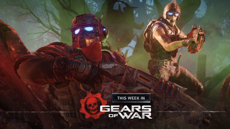Estas son las novedades que llegan hoy a Gears 5 con la nueva actualización semanal