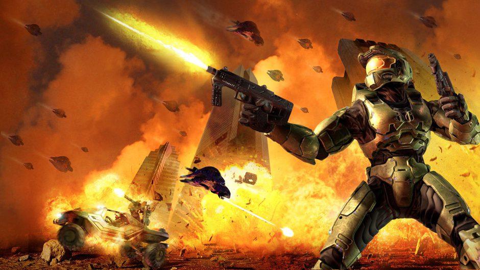 Un jugador de Halo 2 consigue reaparecer como Grunt