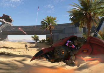 """343 Industries muestra algunos concept art del mapa """"Behemoth"""" de Halo Infinite"""