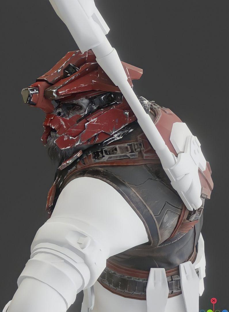 ¡Adios Craig! Se filtra el nuevo aspecto de los brute de Halo Infinite - Se han filtrado nuevas imágenes en Reddit que nos muestran el nuevo aspecto que han tomado los brute de Halo Infinite.