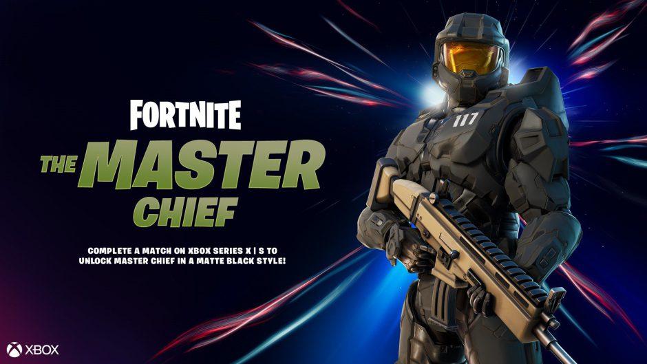 El Jefe Maestro vuelve una vez más a Fortnite, pero esta vez de forma exclusiva