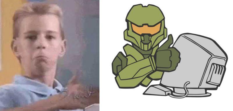 Dataminers descubrieron que Halo Infinite está lleno de ¿Memes? - Explorando la más reciente beta de Halo Infinite se han encontrado algunos emblemas e items bastante divertidos de Halo Infinite.