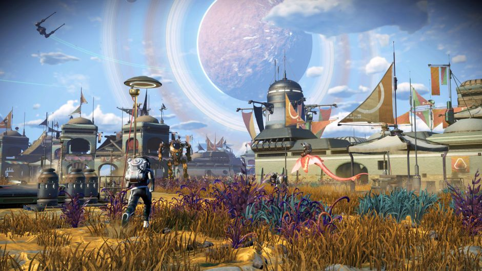 El nuevo parche para No Man's Sky: Frontiers ya está disponible con muchas novedades