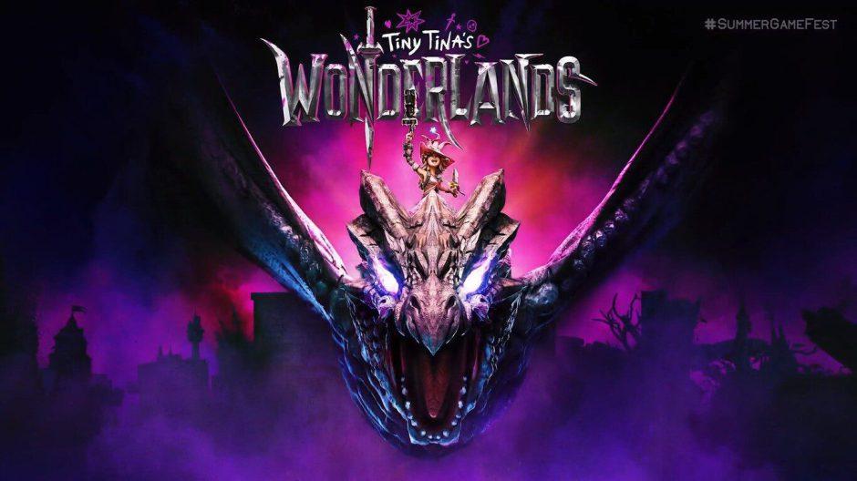 Revelado el gameplay de Tiny Tina's Wonderlands