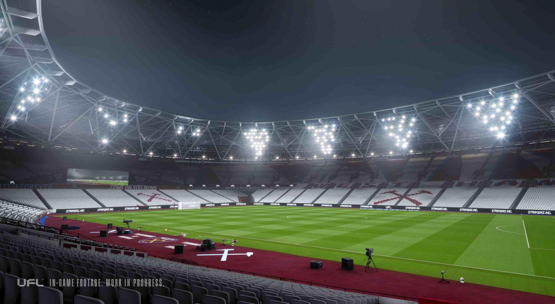 Primera captura in-game del nuevo UFL Football - El estudio detrás de UFL Football ha publicado un tráiler, en el que se puede ver en movimiento el juego gracias al apoyo recibido por los fans.