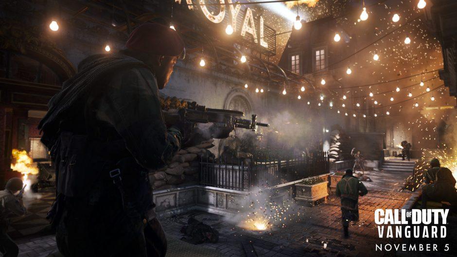 Te contamos como conseguir GRATIS un proyecto de arma para Call of Duty: Vanguard