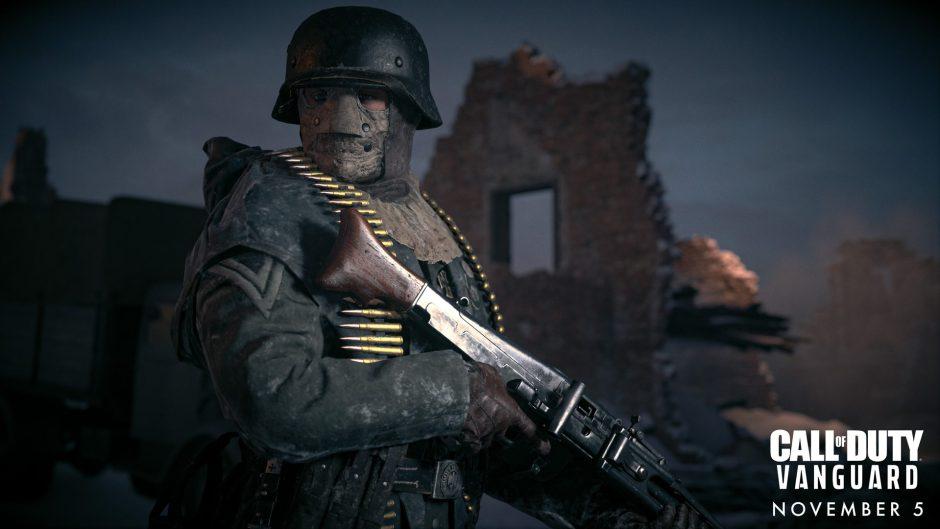 Anunciadas oficialmente las fechas de la beta de Call of Duty: Vanguard