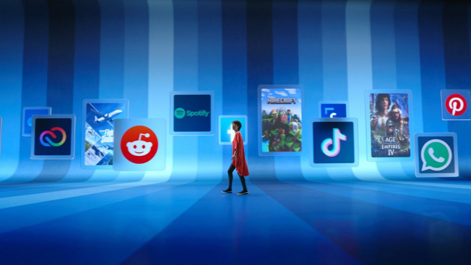 Microsoft abre su Store a aplicaciones de terceros como Amazon o Epic Games
