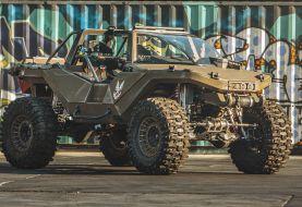 El equipo de Ken Block construye un Warthog totalmente funcional y este es el resultado