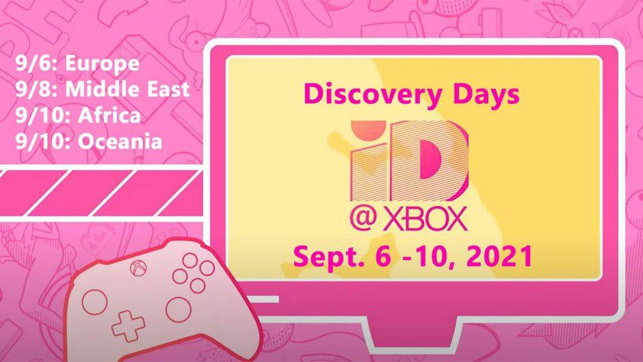 ID@Xbox celebrará una nueva edición del Xbox Discovery Day: Europe Edition