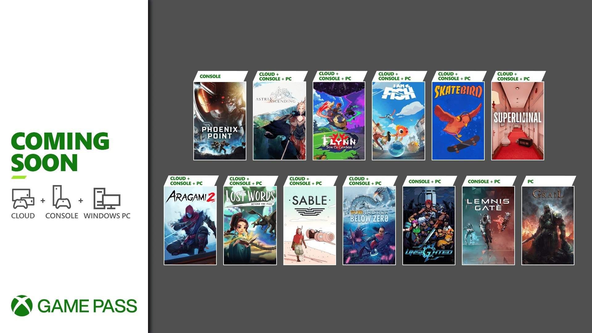 Desvelados los nuevos títulos que llegaran a Xbox Game Pass en la segunda mitad de septiembre - Ya conocemos los próximos títulos que llegarán a Xbox Game Pass en la segunda mitad del mes de septiembre para nuestras consolas Xbox, PC y Cloud.