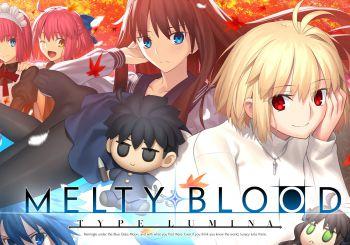 Disfruta de un nuevo gameplay de Melty Blood: Type Lumina