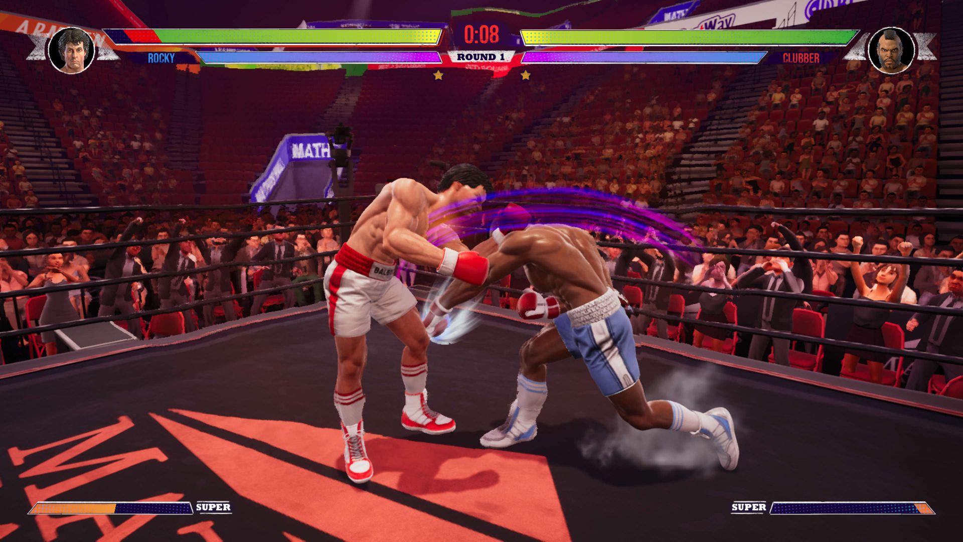big rumble boxing creed champions 2 - generacion xbox