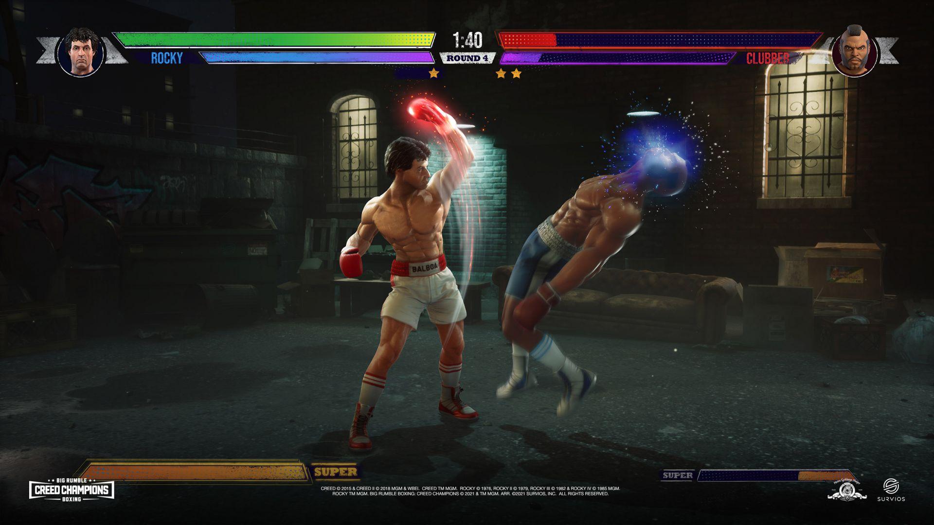 big rumble boxing creed champions 7 - generacion xbox