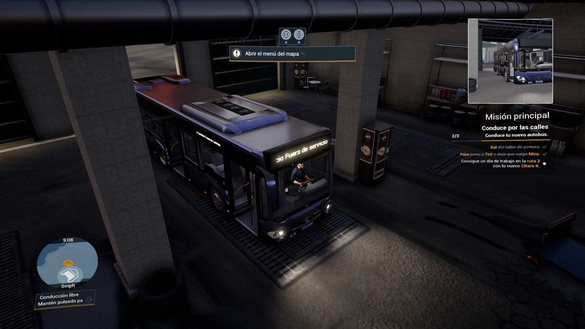 bus simulator 21 - generacion xbox