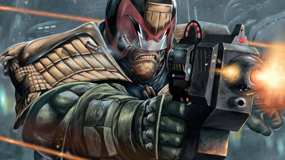 Dredd podría llegar a Call of Duty Warzone