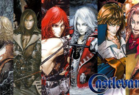 Castlevania Advance Collection clasificado en Taiwan