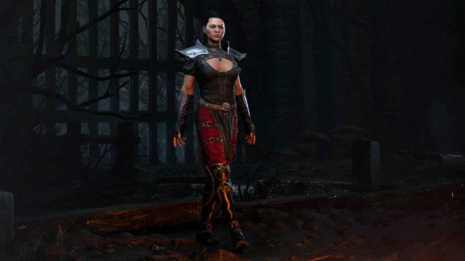 Nuevo tráiler de Diablo 2 Resurrected con la Asesina de protagonista